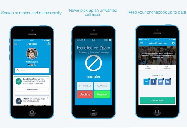 caller id apps for iphone