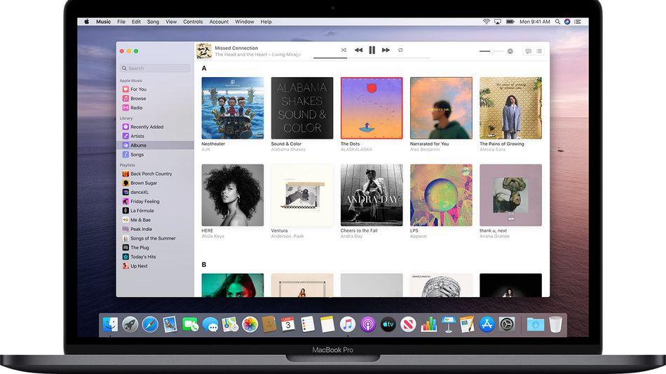 App Store Not Working In MacOS Catalina