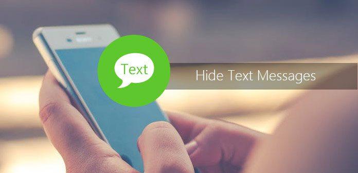 Hide Text Messages