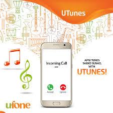 ufone caller tunes