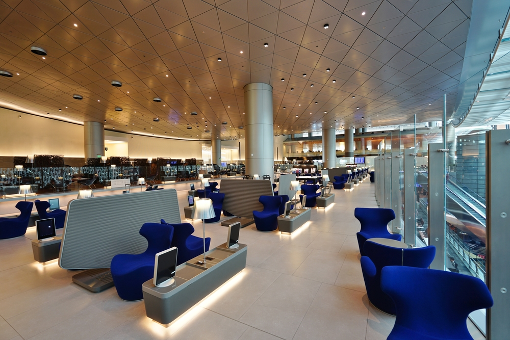 Credit Card with Airport Lounge Access in UAE