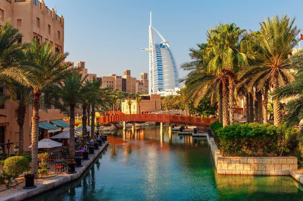Dubai centre for trade