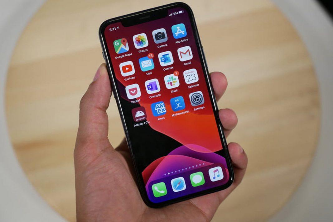 iPhone 11 keeps restarting