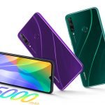 download apps on Huawei Y6p