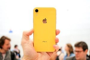 iPhone XR making calls on its own