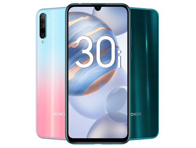 Honor 30i Google Playstore