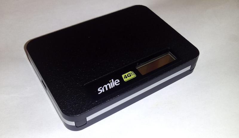 Smile Mifi Not Turning On