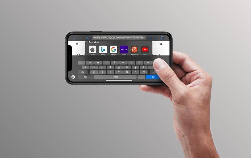 how-to-rotae-screen-iPhone