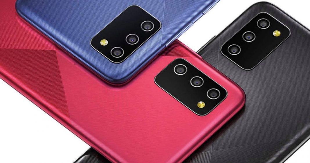 Samsung F02s